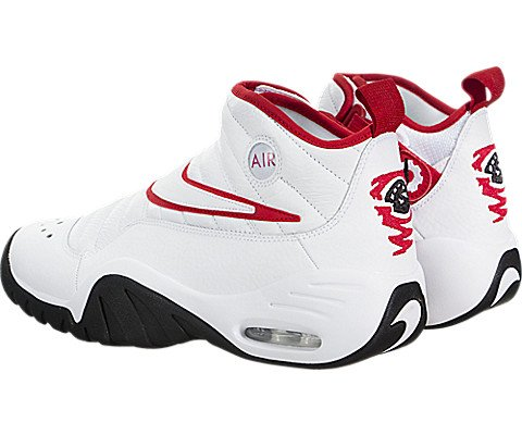 Pictures of NIKE Air Shake Ndestrukt Mens White 10 M US 3