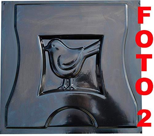 Stampi per panchine da Giardino in Cemento #B01