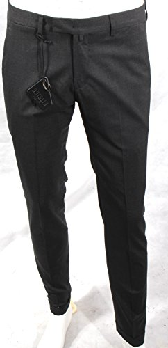 Briglia Pantalone Uomo Mod. BG03S Art. 46101 Grigio
