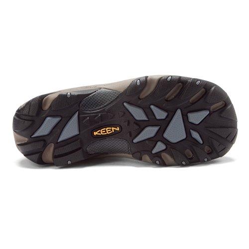 Chaussures II Targhee Brown Marron de Keen Mid Randonnée Femme Hautes 5qgdt5w