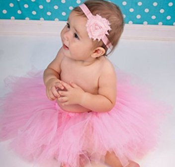 5five Traje Fotograf Girl de Vestido Falda Tutu Baby ppwqrP
