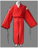 CTMWEB Japanese Anime InuYasha Cosplay Costume - InuYasha Set Large