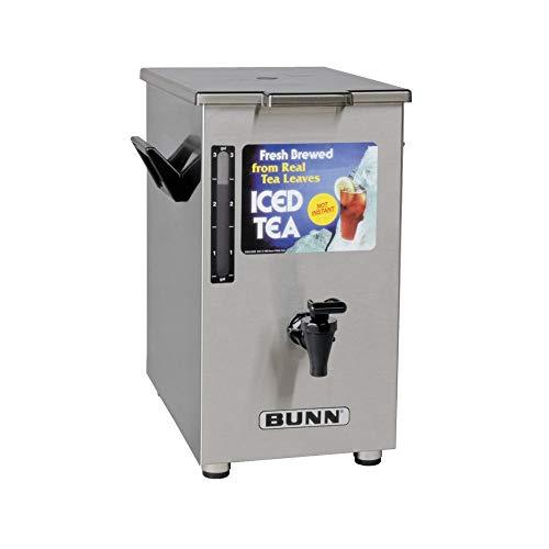(BUNN TD4 Iced Tea Dispenser with Solid Lid )