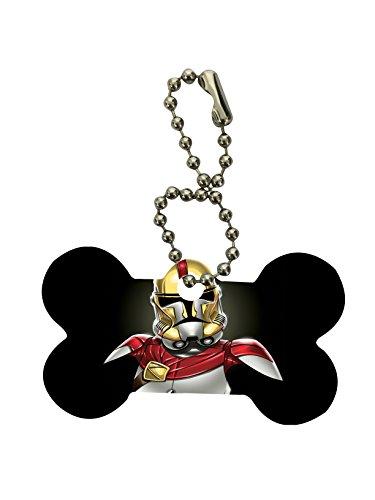 king-leonidas-stormtrooper-collab-art-dog-bone-keychain-by-mwcustoms