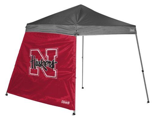 NCAA Nebraska Slant Canopy Wall
