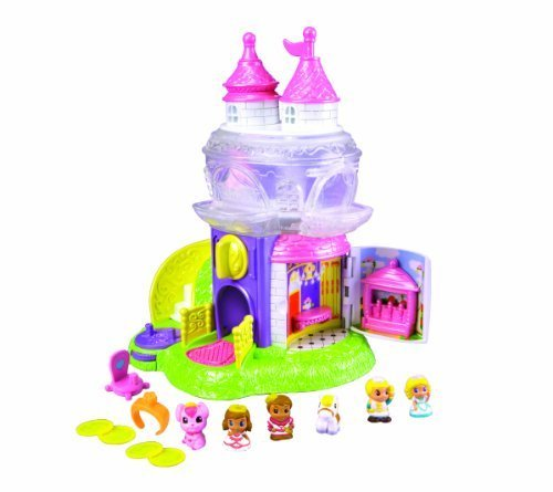 Squinkies Large Playset - Wedding Castle Surprize by Blip Toys