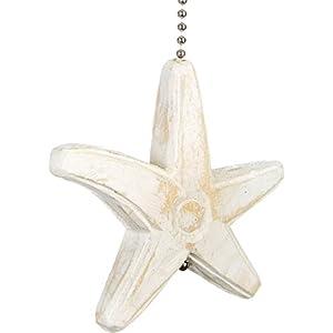 41DVhOYiGOL._SS300_ 75+ Coastal & Beach Ceiling Fan Pull Chain Ornaments For 2020