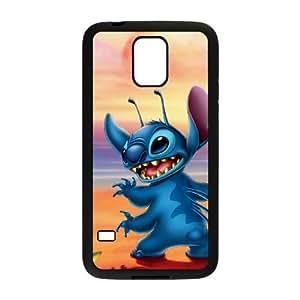 Samsung Galaxy S5 Cell Phone Case Black Lilo & Stitch create cell phone case hgjk7144881