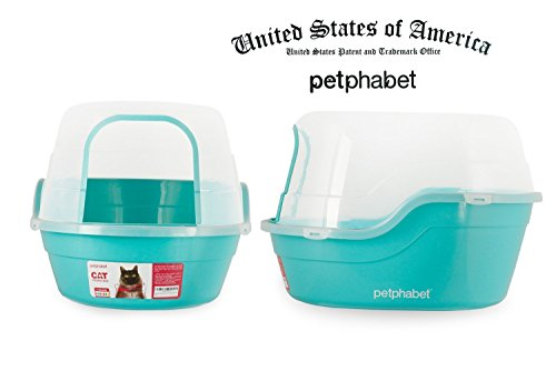 Buy litter boxes for multiple cats