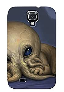 Galaxy S4 Case Cover Horror Cthulhu Baby Fantasy Monster Dark Case - Eco-friendly Packaging