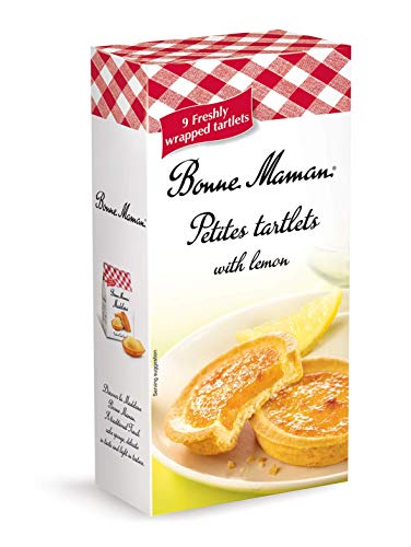 Lemon Pie - Bonne Maman Lemon Tartlets Tartelettes