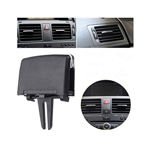 - Car Front Air Conditioning A/C Air Vent Outlet Tab Clip ,Upgraded Front Row Fresh Air Grille Clips , Air Conditioning Vent Outlet Tab Clip (For Mercedes Benz Benz W204 C260 C300 GLK200 GLK300 GL Auto