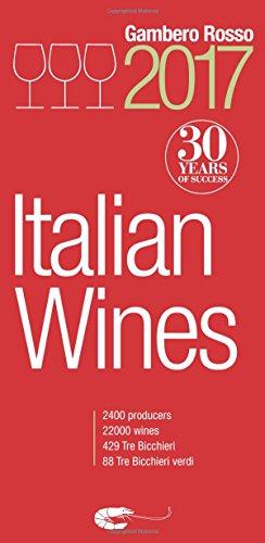 Italian Wines 2017 by Gambero Rosso