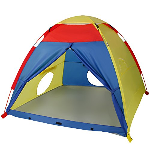 WolfWise Outdoor Shelter Entrance Multi Color