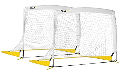 Pro Performance Sports SKLZ Goal-EE Set - Set of two 4x3'...