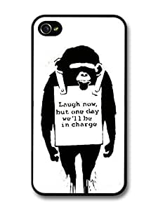 Diy design iphone 6 (4.7) case, Accessories Banksy Ronald McDonald and Mickey Street Art case for iPhone 6£¨4.7£©