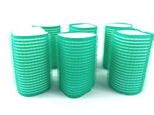 Qunson 612pcs Sleep In Velcro Cling Roller Sponge Foam Hair Tools Design