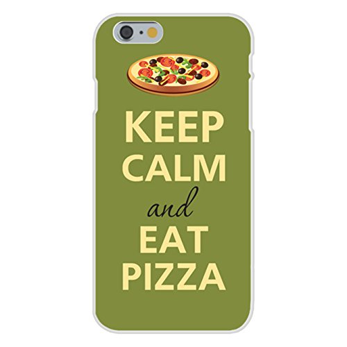 apple-iphone-6-custom-case-white-plastic-snap-on-keep-calm-and-eat-pizza-green-by-hat-shark