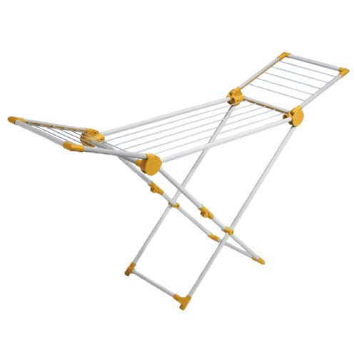 Artweger 2T2AC TopDry Mini Flügelwäschetrockner, weiß / apricot