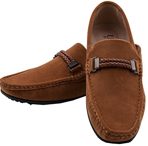 leather G001 Camel moccasins lined 005 z0q7w0gf