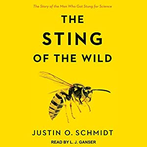 The Sting of the Wild Audiobook