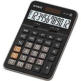 Calculadora Compacta de Mesa 12 Dígitos, Casio, AX-12B, Preto