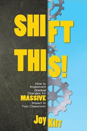 Shift This Implement Gradual Classroom product image