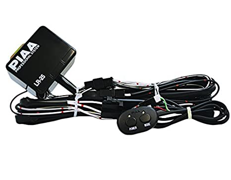 amazon com piaa 34400 wiring harness for 525 550 lamp kit automotive piaa 34400 wiring harness for 525 550 lamp kit