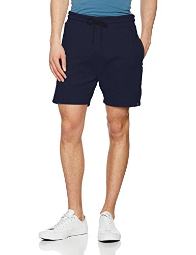JACK & JONES Jcowill Sweat Shorts Noos, Pantalones Cortos para Hombre Azul (Sky Captain Fit:reg)