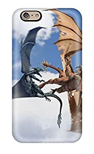Iphone 6 Cover Case - Eco-friendly Packaging(dragon Fight)