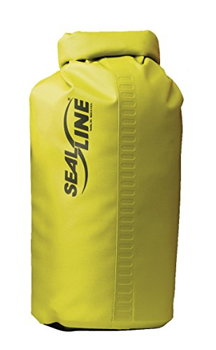 SealLine Baja Shoulder 40 Dry Bag (Yellow) Storm Shoulder Bag