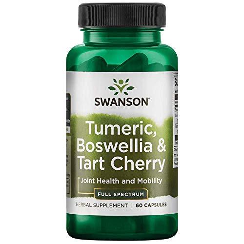 Swanson Full Spectrum Turmeric Boswellia & Tart Cherry 60 ()