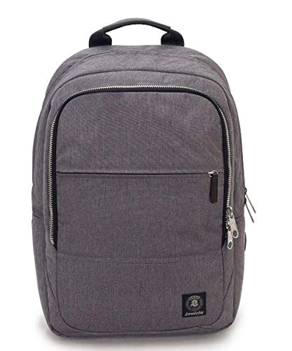 Laptop Backpack Invicta Biz M grau