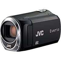 JVC GZ-MS110B Camcorder