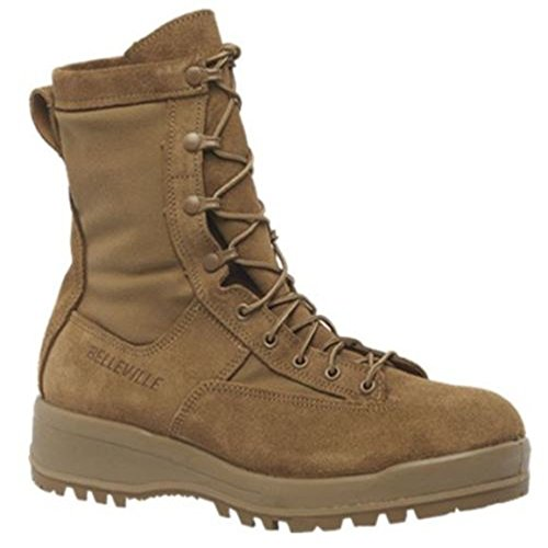 4. Belleville Waterproof Flight & Combat Tactical Boots