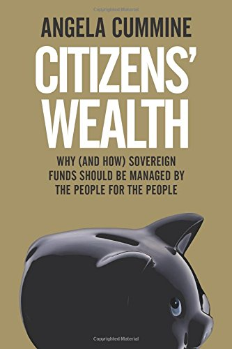 Citizens' Wealth: Why (and How) Sovereign Funds Should be Managed by the People for the - Sales Online Tax Canada