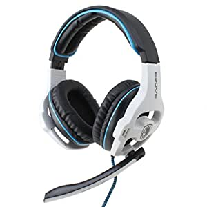 Sades Wired USB Gaming Headset Headphone with Mic