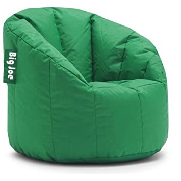 Big Joe Milano Bean Bag Chair Multiple Colors Elf Green