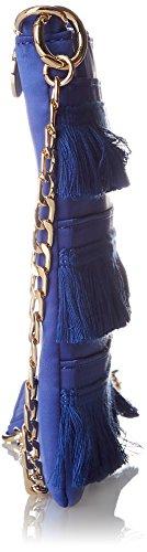 Bolso 1 Scrigno Azul Cina Pennyblack Bandolera Mujer blu T15gqx7