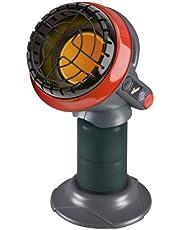 Mr. Heater 3,800 BTU Little Buddy Heater (Massachusetts/Canada Version) Outdoor Only, MH4B, Multicolored, Regular