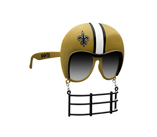 - Rico NFL New Orleans Saints Novelty Sunglasses