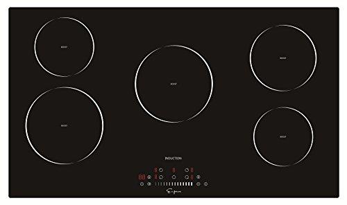 empava induction cooktop user manual