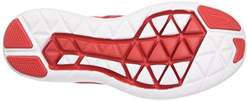 Nike Flex 2017 Rn, Zapatos para Correr para Hombre Multicolor (Hyper Orange/black/university Red/white)