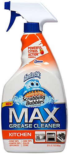 Scrubbing Bubbles Max Grease Cleaner (Kitchen Grease)
