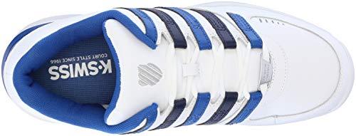 A Bianco Uomo 175 swiss white Basso Baxter navy classic Collo Blue K Pantofole qwxCa4F0tn