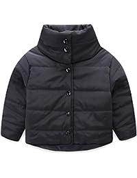 Little Boys Jackets Winter Coat Quilted Lightweight