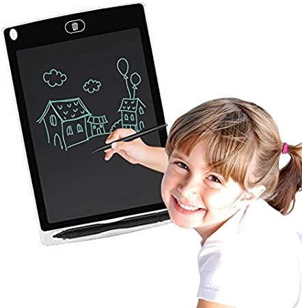 8.5 Inches LCD Writing Tablet Super Bright Electronic Writing Doodle Pad Drawing Board Home Office School Writing Board