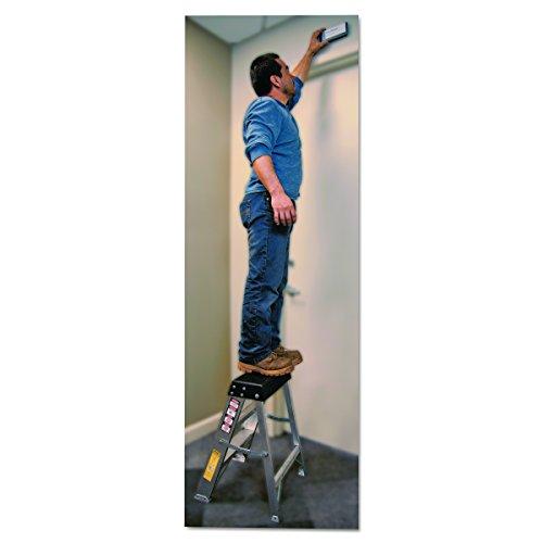 Louisville Ladder AS3002, Aluminum Stepladder, 300-Pound Capacity, 2-Foot by Louisville Ladder (Image #9)