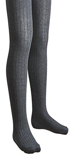 Ribbed Girls Pants - 1