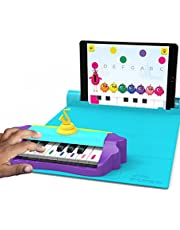 Shifu Plugo Tunes - Piano Learning Kit Musical STEAM Toy for Ages 5-10 - Educational Music Instruments Gift for Boys & Girls (App Based)